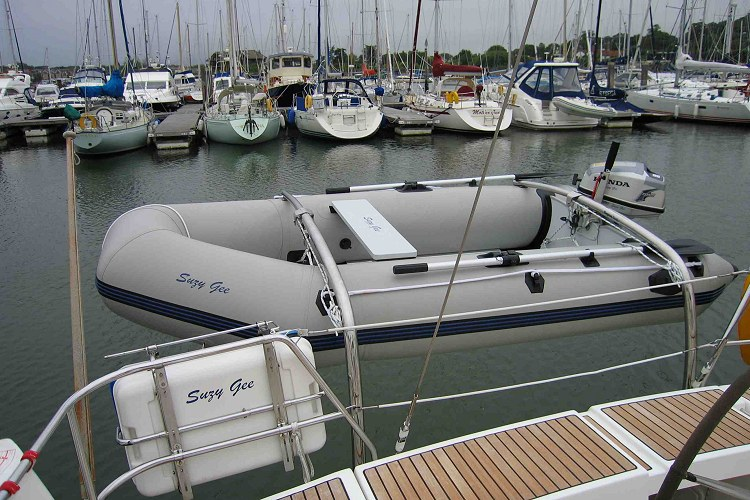 Cooney Simpson Davits Hampshire